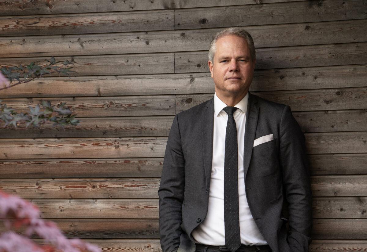 Jan Dernestam är Managing Partner på Mannheimer Swartling